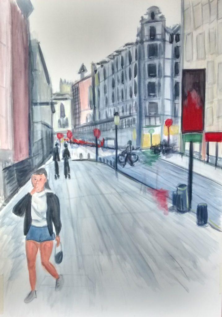 Street (Bilbao)